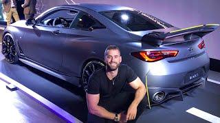 C63 AMG & BMW M3 KILLER? INFINITI PROJECT BLACK S