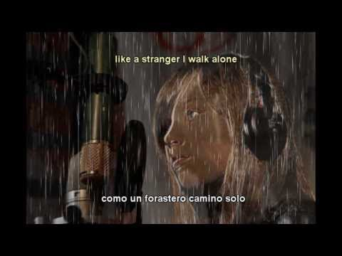 Connie Talbot - Rain theme/Clair de Lune with lyrics in english and spanish