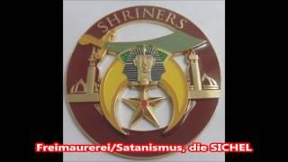 Die Satanischen Symbole des Islam und der Vergleich mit anderen gleichartiger Glaubenssystemen