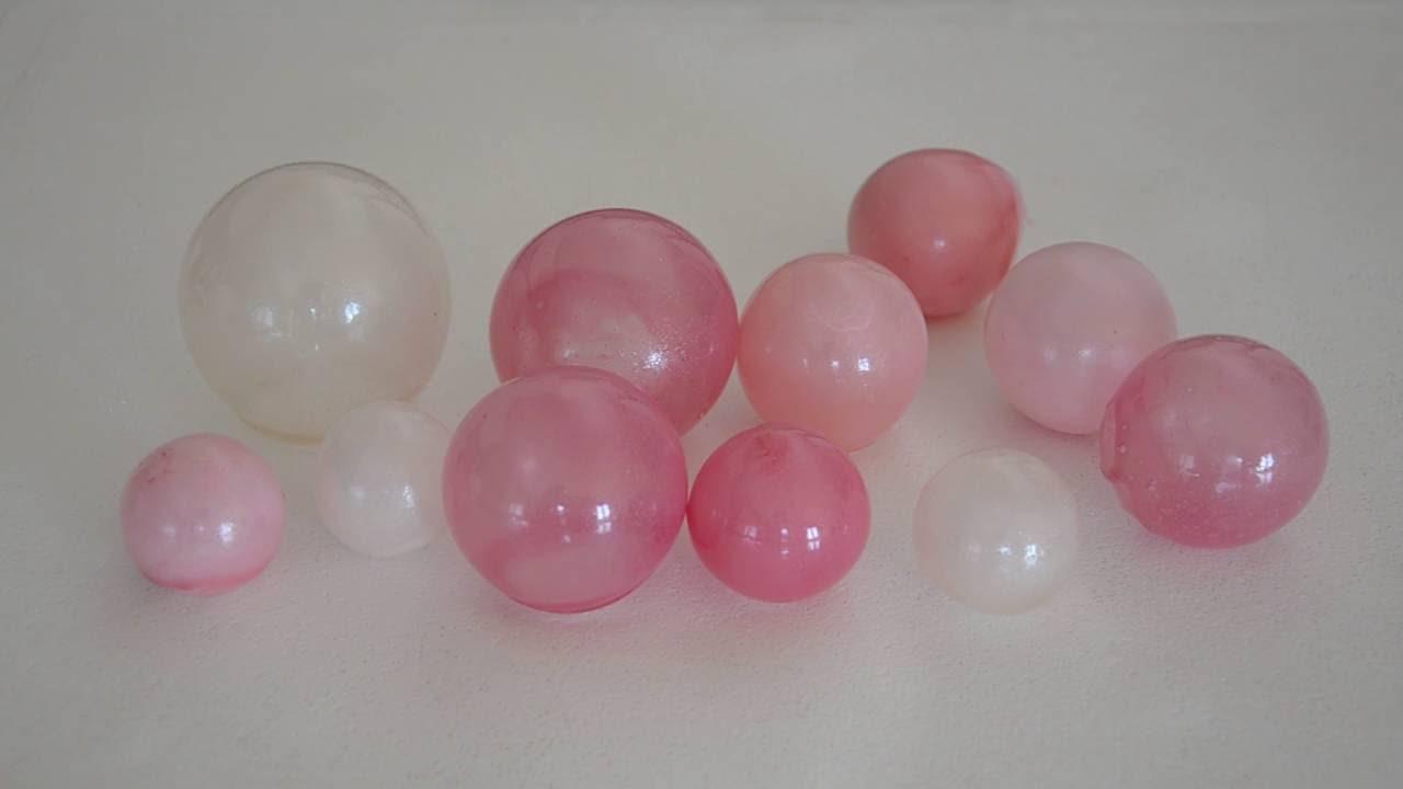 Gelatin Bubbles Tutorial Youtube