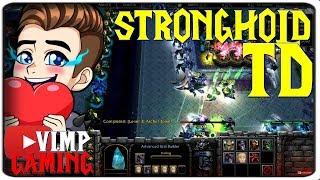 Warcraft 3 | Stronghold TD Remastered | New meta