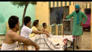 Top Indian Comedy Scene - Father Wakes Up Sons - Family 422 - Gurchet Chittarkar