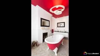 Дизайн белой ванной комнаты (75 фото) «чистая» гармония