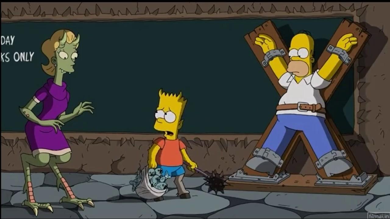 Simpsonai 27
