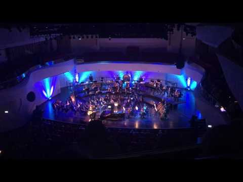 Mads Langer med Aalborg symfoni orkester