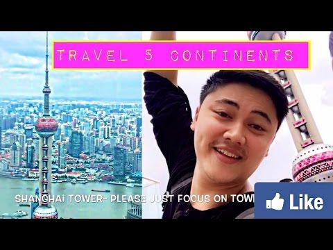 TRAVEL 5 Continents   Travel Vlog   jalan2 5 benua