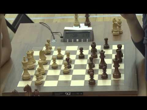 Harika Dronavalli vs Anna Muzychuk - Womens BLITZ Chess Championship 2014