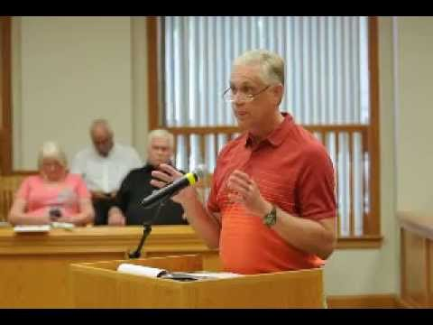 Boyd County Fiscal Court meeting July, 7, 2015