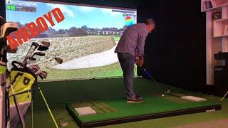GOLFZON - Golf, Baseball and Tennis Simulators CES 2019