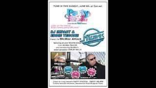 Party 105.3fm MicMac Attack Show Aired Sunday, June 9, 2013