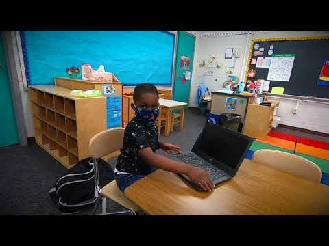 A Day In The Life... An HCPS Student In A Hybrid Classroom