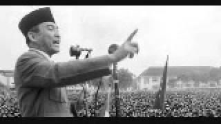 "Pidato SOEKARNO Tahun 1950-an ""Ganyang Malaysia"""