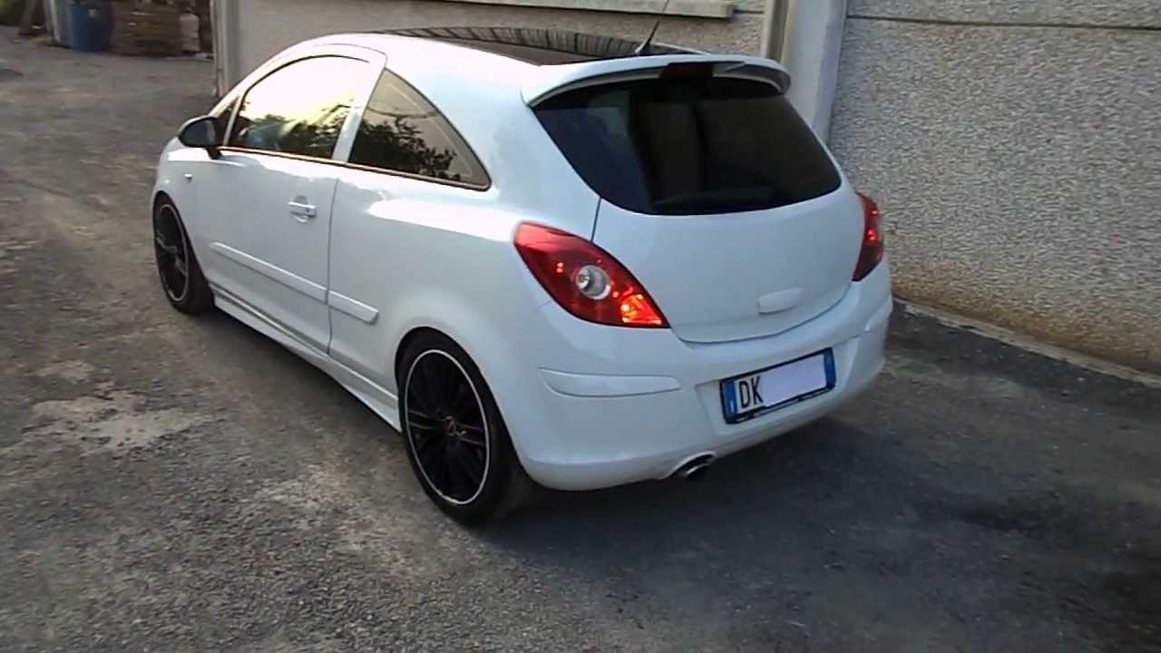 dscn3744 opel corsa 1 7 cdti 16v gsi sport 145cv my 2008 youtube. Black Bedroom Furniture Sets. Home Design Ideas