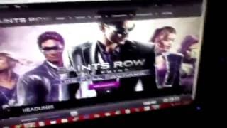 Saints Row 3 -Uncensored Glitch REVEALED!!