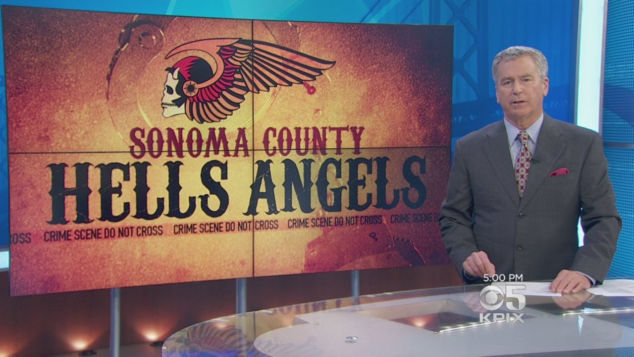 NorCal Hells Angels Members Indicted On Murder, Racketeering Charges