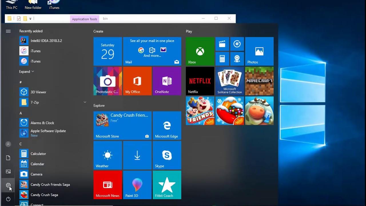 Uninstall IntelliJ IDEA Ultimate 2018 in Windows 10