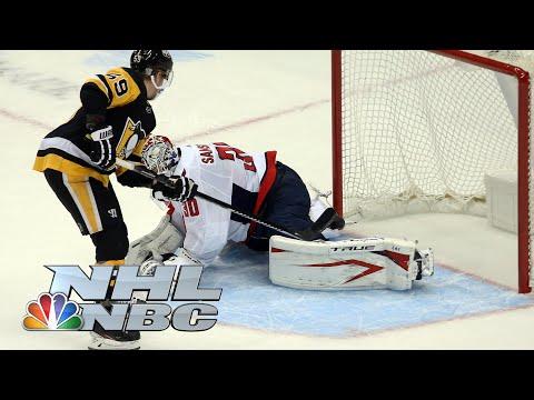 Washington Capitals vs. Pittsburgh Penguins  | EXTENDED HIGHLIGHTS | 1/17/21 | NBC Sports