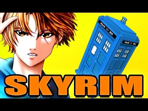 Skyrim DOCTOR WHO TARDIS Mod Update! - Skyrim Tale Ep. 104