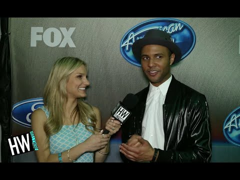 Rayvon Owen Opens Up About 'American Idol' Experience! (Season 14 - TOP 5)