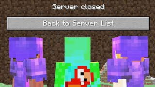 How I ENDED an Entire Minecraft SMP...