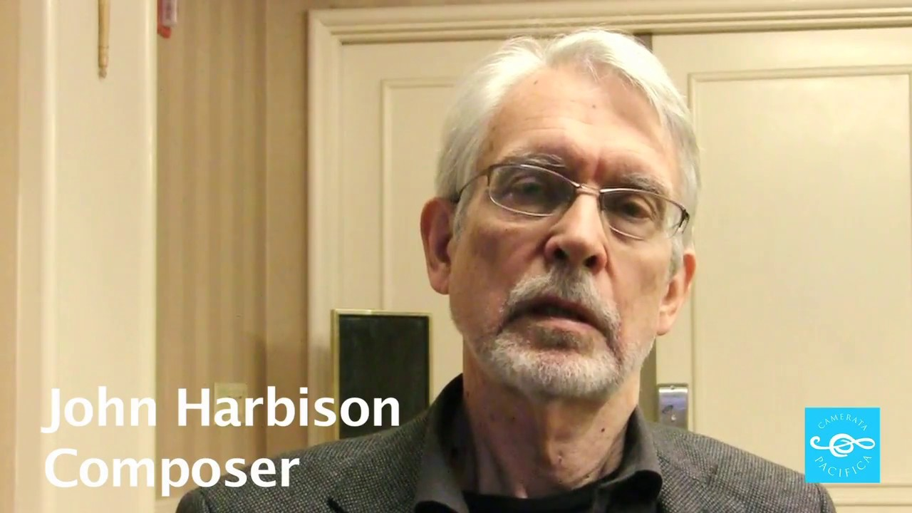Harbison & Daugherty On Thought Provoking Compositions