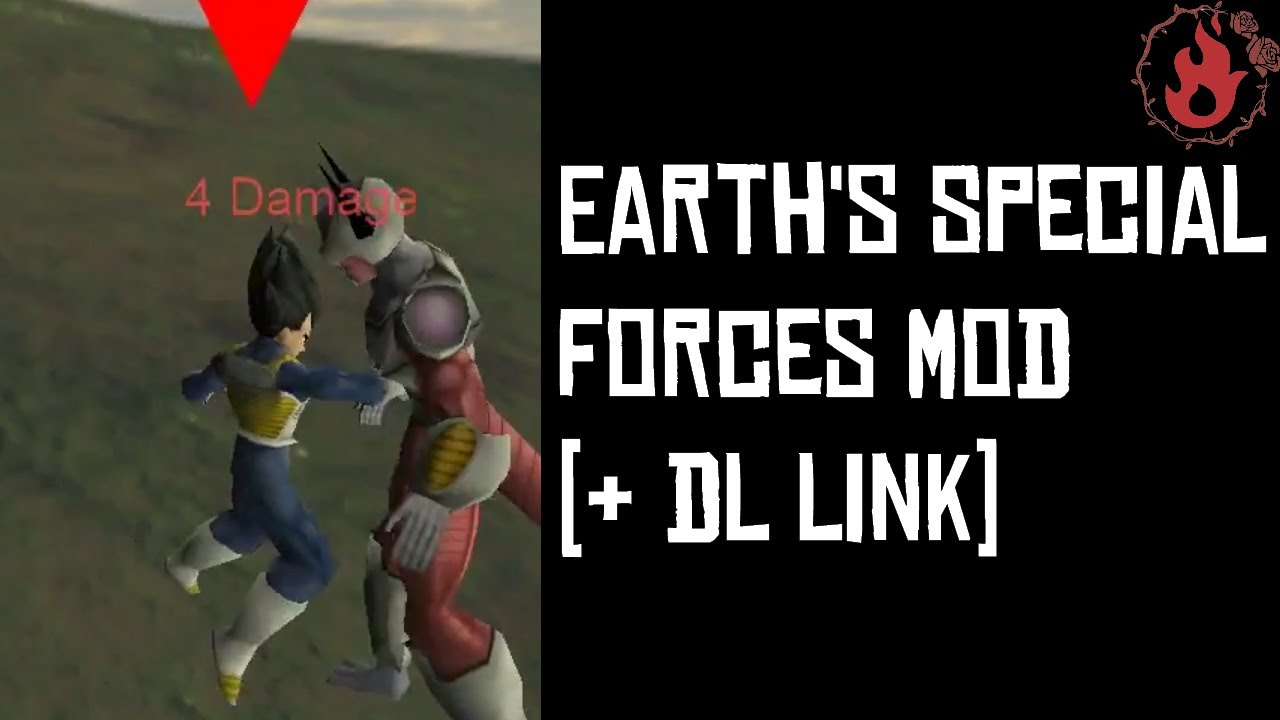 Download Earth's Special Forces (DBZ mod for Half-Life)