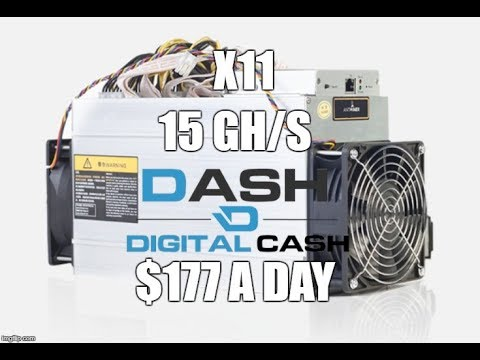 Bitmain's Antminer D3 X11 15 GH/s $177 A Day Mining Dash New Batch Aug 3 SOLD OUT