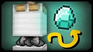 ✔ Minecraft: How to make a Diamond Press