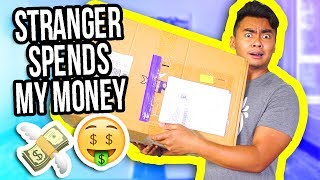 Letting A Stranger Spend My Money! thumbnail