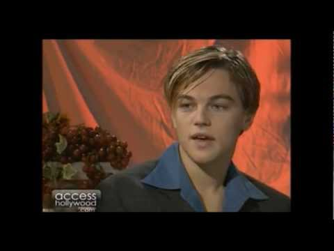 Leonardo DiCaprio old interview Romeo and Juliet