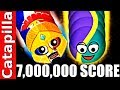 Wormate.io Highscore World Record Trap Escape Gameplay Epic Wormateio Funny Moments