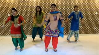 Paranda | Kaur B | JSL |PUNJABI dance | choreography by THE DANCE MAFIA thumbnail