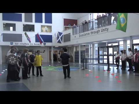 Calderglen High School  :  Battle Stirling Bridge