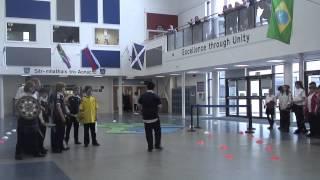 Calderglen High School  :  Battle Stirling Bridge