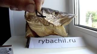 Замена тюльпана на спиннинге,видео rybachil.ru