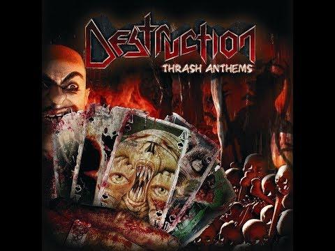 Destruction - Thrash Anthems  (FULL COMPILATION)