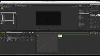 After Effects Timeline Etkili Kullanımı After Effect Dersleri 4
