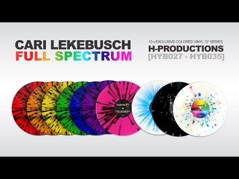 Cari Lekebusch - Full Spectrum (exclusive vinyl mix)