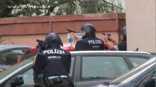 07.09.2011 - Mannheim  - Polizeieinsatz nahm tödlichen Verlauf - Polizist schwer verletzt
