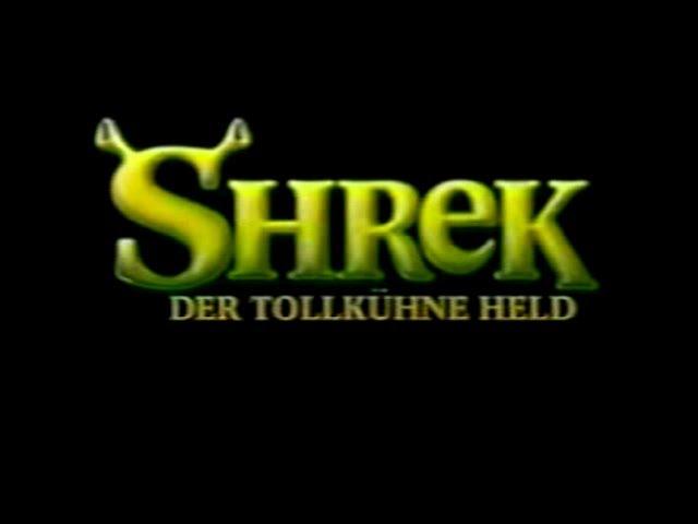 Shrek - Der tollkühne Held - Trailer (2001)