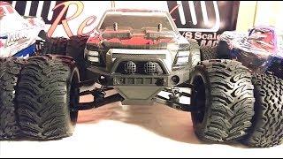 Redcat Dukono Pro - Volcano EPX Pro and Blackout Pro Comparisons