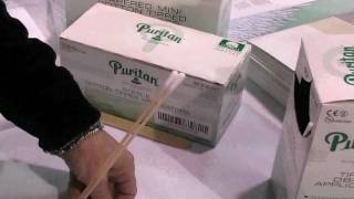 Sterile Cotton Tipped Applicators by Puritan at QuickMedical.com