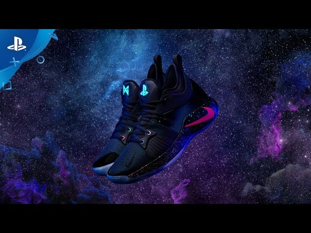 ef7fbebde9f7 Nike s PG2 light-up sneakers are for PlayStation fanatics