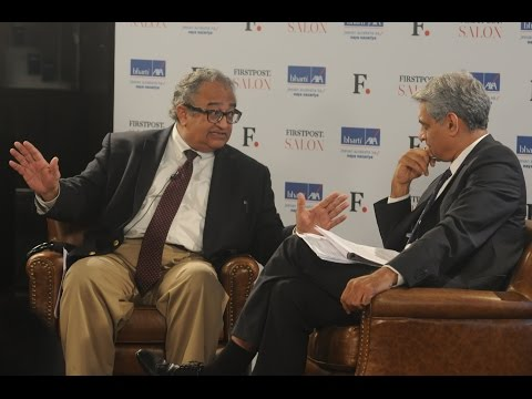 Firstpost Salon W/ Tarek Fatah || An Indian Born In Pakistan