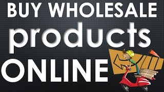 {HINDI} 10 website to buy wholesale products online || buy wholesale and resell online || india ✔