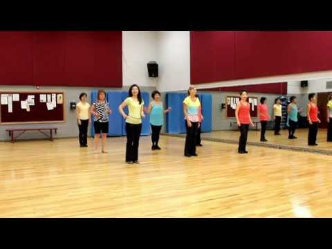 Good Time Girls - Line Dance (Dance & Teach in English & 中文)