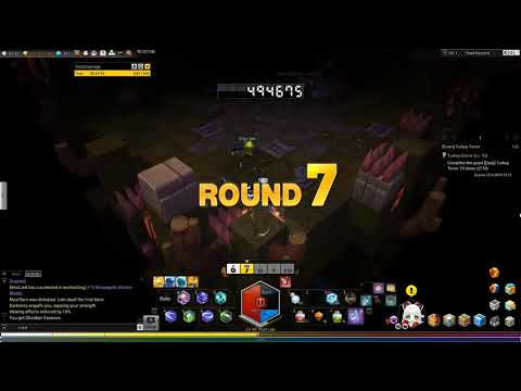 [MapleStory2] Dark Descent Floor 1-10 (thief) Guide