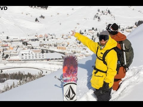 Pat Moore & Jake Welch Snowboarding Video, LearningByDoing, EP2