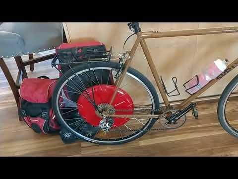 First Ride Impressions with my Superpedestrian Copenhagen Wheel
