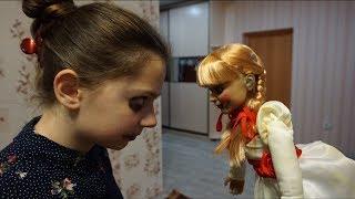 Кукла Аннабель против Баку пожирателя снов!  Nepeta